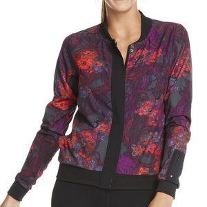 Fabletics - Ithaca flower bomber jacket
